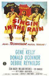 Singin In The Rain 1952 Imdb The Rain Movie Singin In The Rain Movie Posters Vintage