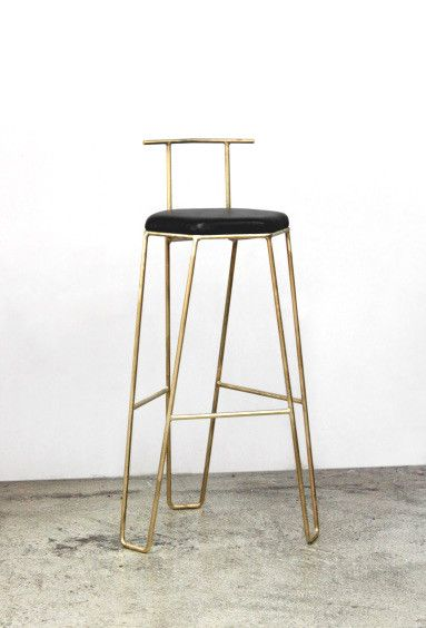 J1 Studio Bar Height Bar Stool With Backrest Furniture Wicker