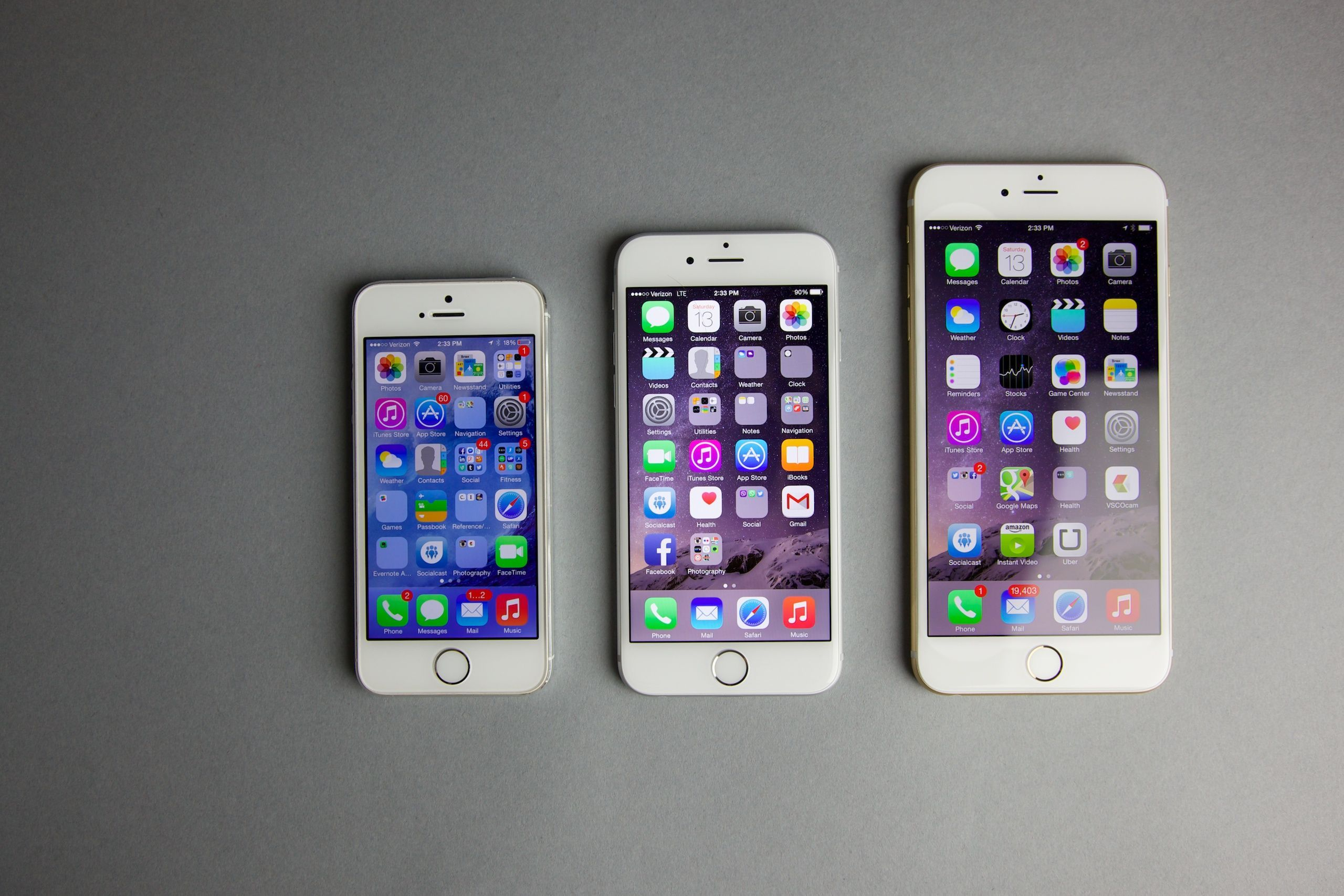 Iphone 5s Vs Iphone 6 Vs Iphone 6 Plus Iphone Iphone Features Iphone 6