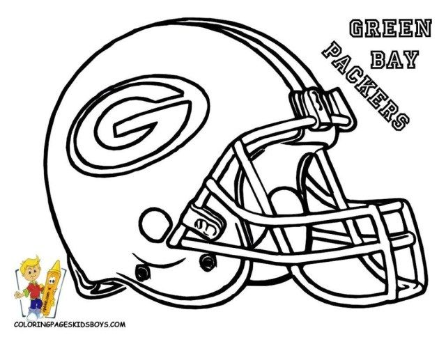 25 Creative Picture Of Football Helmet Coloring Page Football