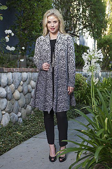 Knit Lola Duster - Sassy Fox Boutique, Inc.