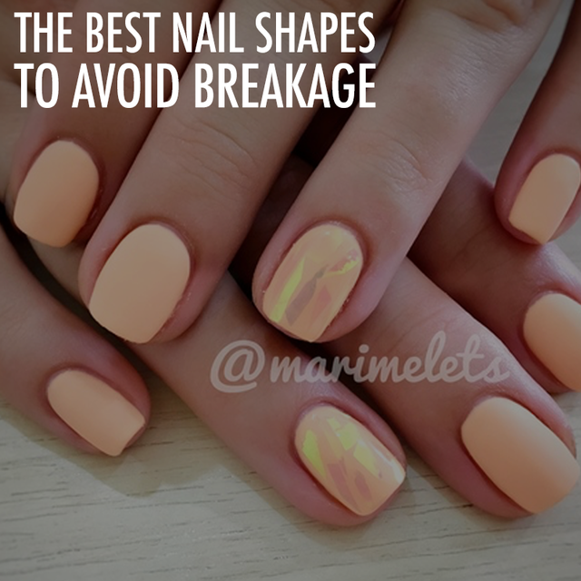 Find out how to combat brittle nails and broken tips...