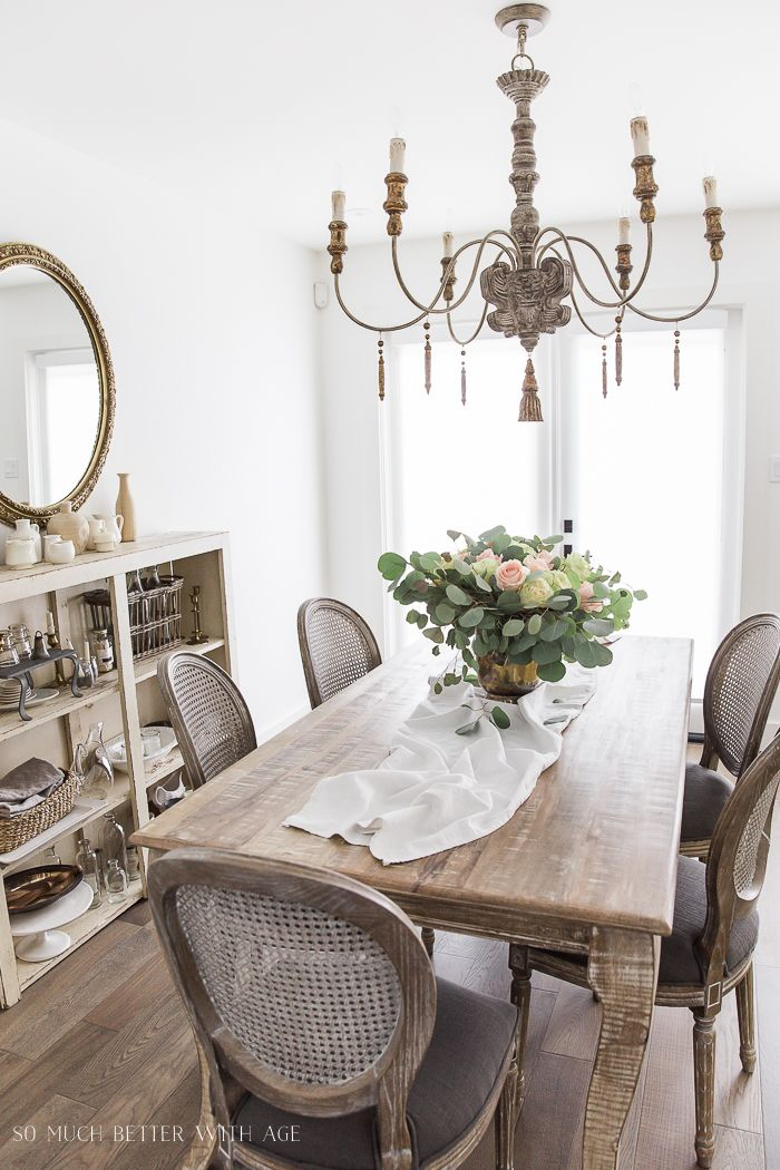 Canadian Spring Tour Kitchen And Dining Room Lighting Dining Chandelier Dining Dining Room