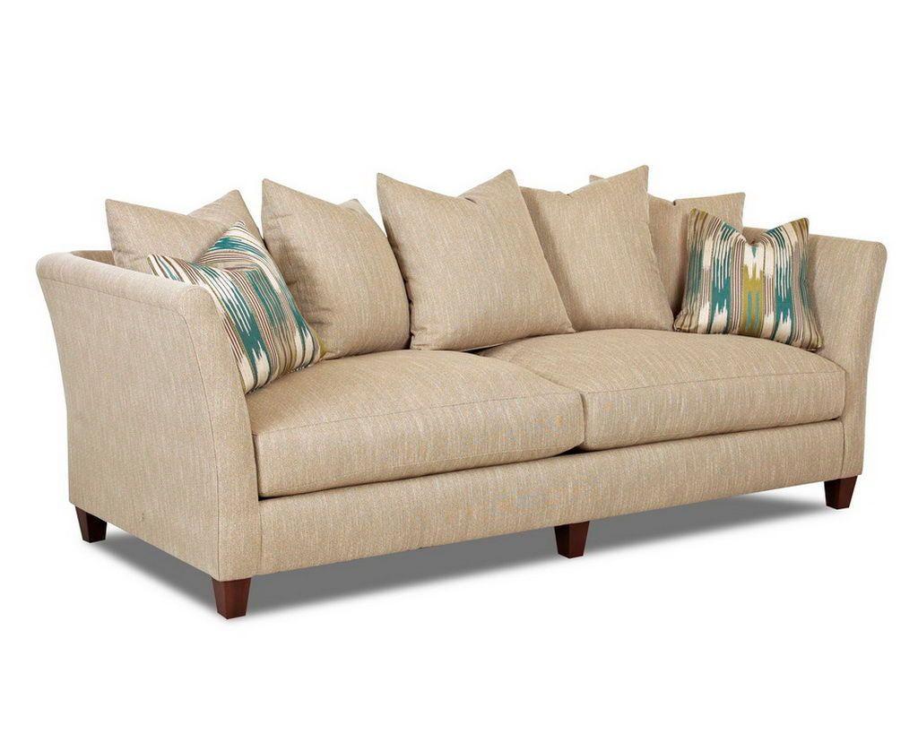 Klaussner Living Room Marlow Sofas K93300 S   Klaussner Home Furnishings    Asheboro, North Carolina