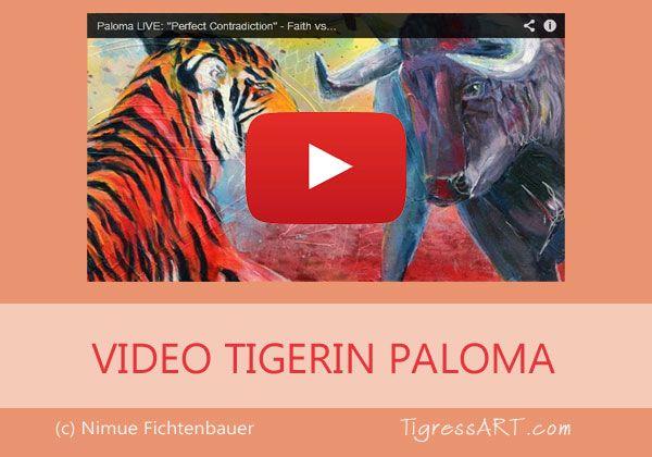 | Video Acrylmalerei: Pablo Picasso & Paloma | #Acrylmalerei #pablo picasso #paloma picasso #Video picasso #painting #paintings | http://www.tigressart.com/video_acrylmalerei_pablo_picasso/