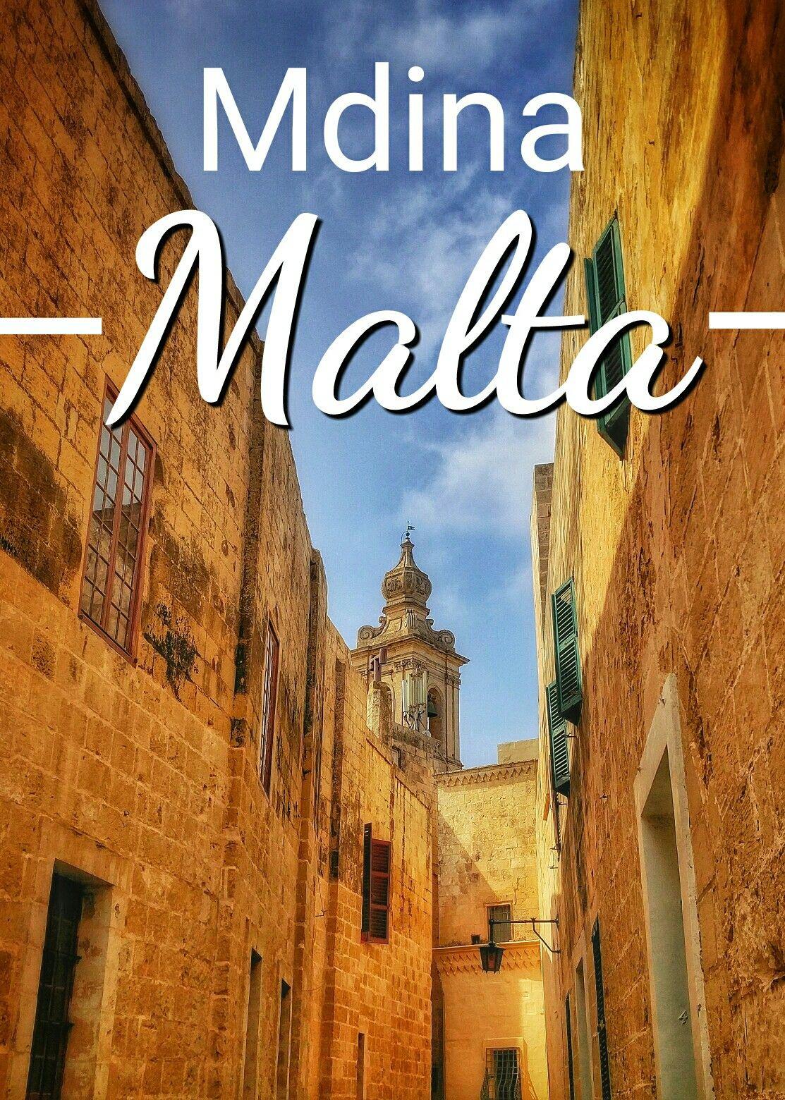 Tagesausflug Von Valletta Mdina Rabat Dingli Cliffs Malta Urlaub Tagesausflug Sommerurlaub