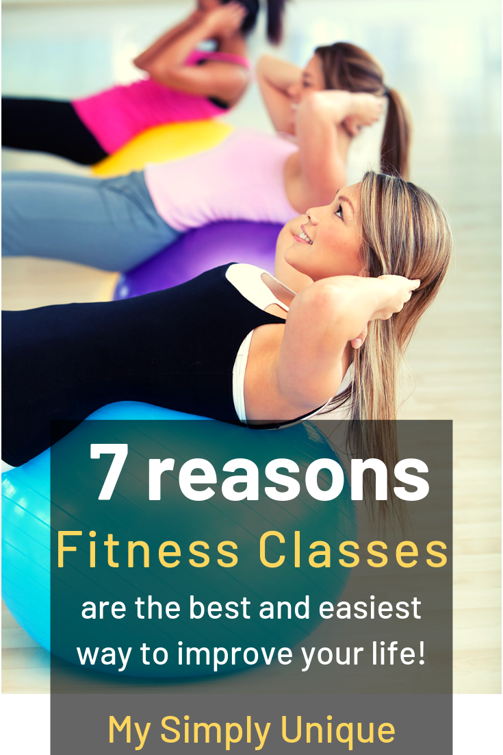 Fitness Classes Are The Best Way To Improve Your Life Jene Dupre Fitness Class Fun Workouts High Intensity Interval Training Workouts