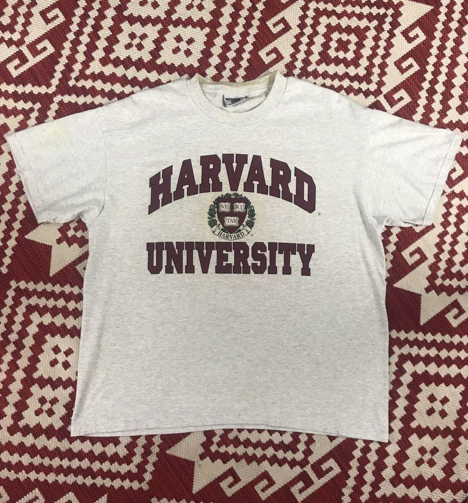 359d164e Harvard University T Shirt Ebay | Azərbaycan Dillər Universiteti