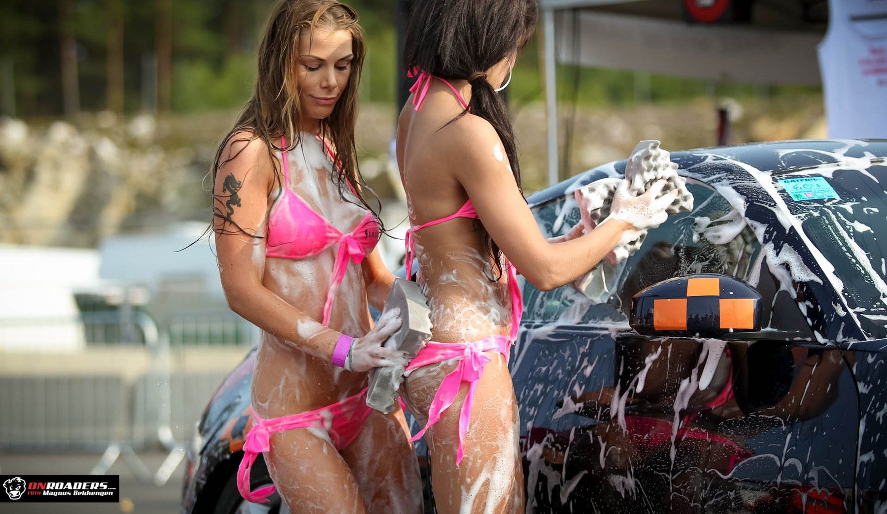 Bikini Car Wash Girls  Bikini And Car Wash  Pinterest -1021