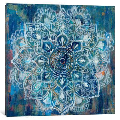 Mandala Ii Photographic Print Canvas Art Prints Canvas Prints Canvas Wall Art