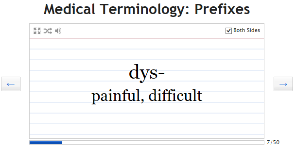 There Are Tons Of Prefixes Used Within The Medical Field There