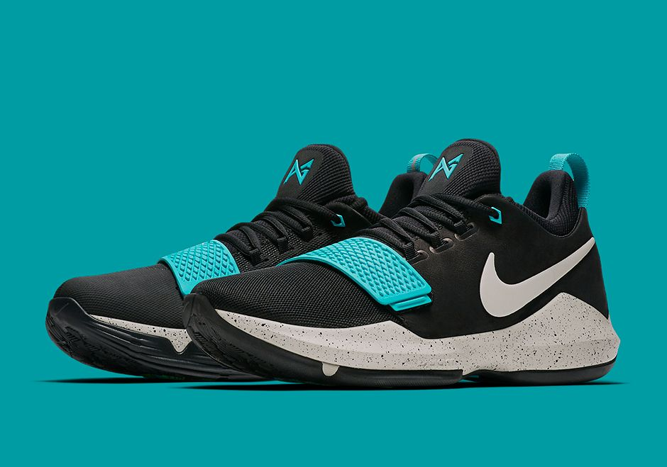Nike PG 1 Light Aqua Release Date 878628-002 | SneakerNews.com