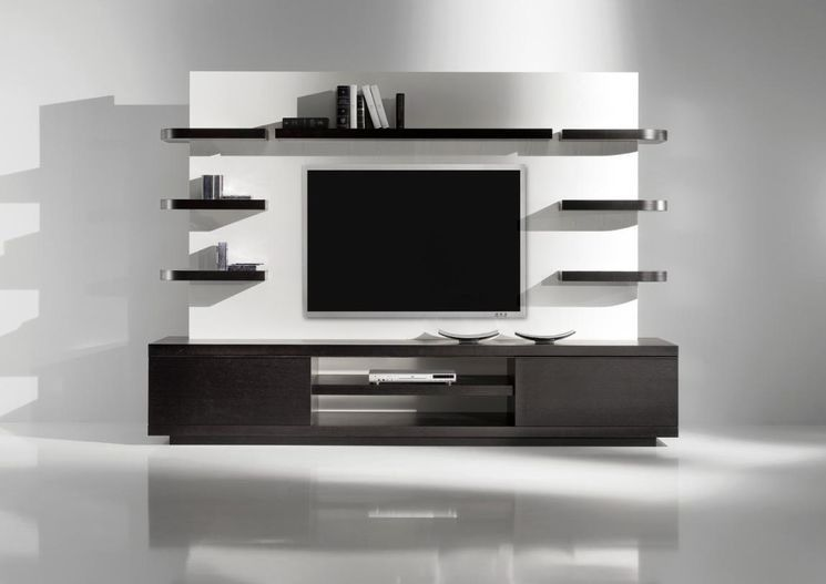 Vision Entertainment Center Modern Tv Wall Units Modern Tv Wall Tv Wall Unit