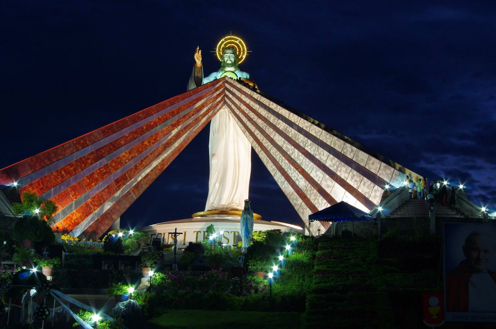 The Divine Mercy Shrine Of El Salvador Misamis Oriental