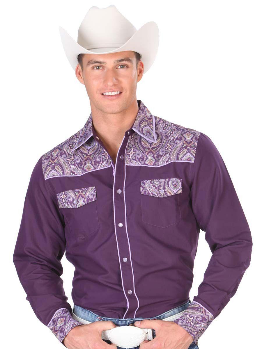 15602f852 33617 Camisa Vaquera Caballero El General | camisas en 2019 | Camisa ...