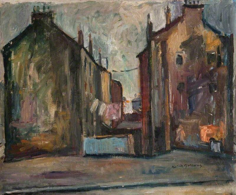 Hilda Goldwag - tenements