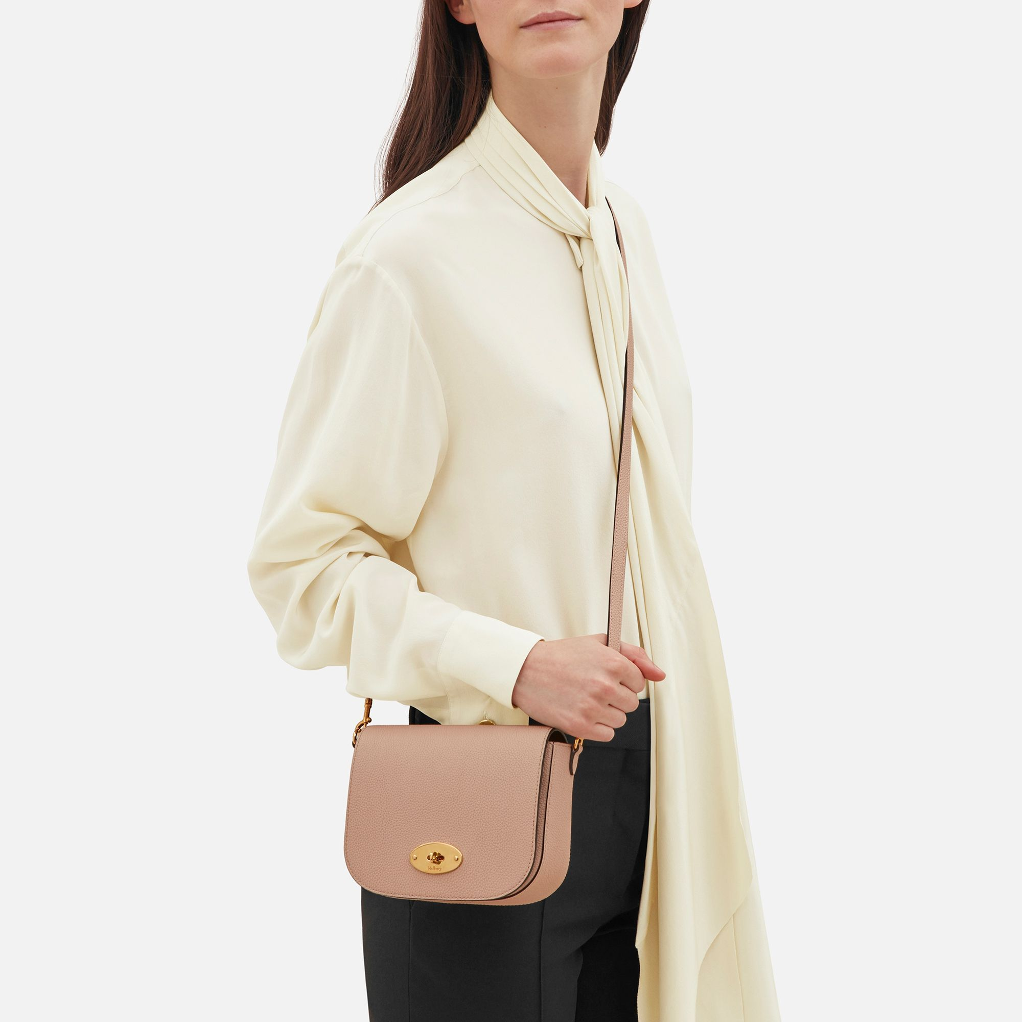 ... Grain Leather at Mulberry.com. The Small Darley Satchel has retro mini- bag appeal 67d7c337f3ff1