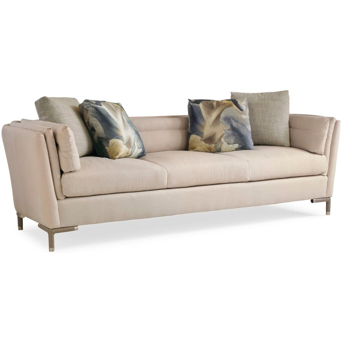 Caracole Up To Something Sofa Sofas Loveseats Settees Living Room Furniture Candelabra Inc