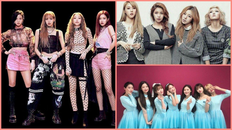 Blackpink Tops September S Girl Group Brand Reputation Rankings Brand Reputation S Girls Korean Girl Groups