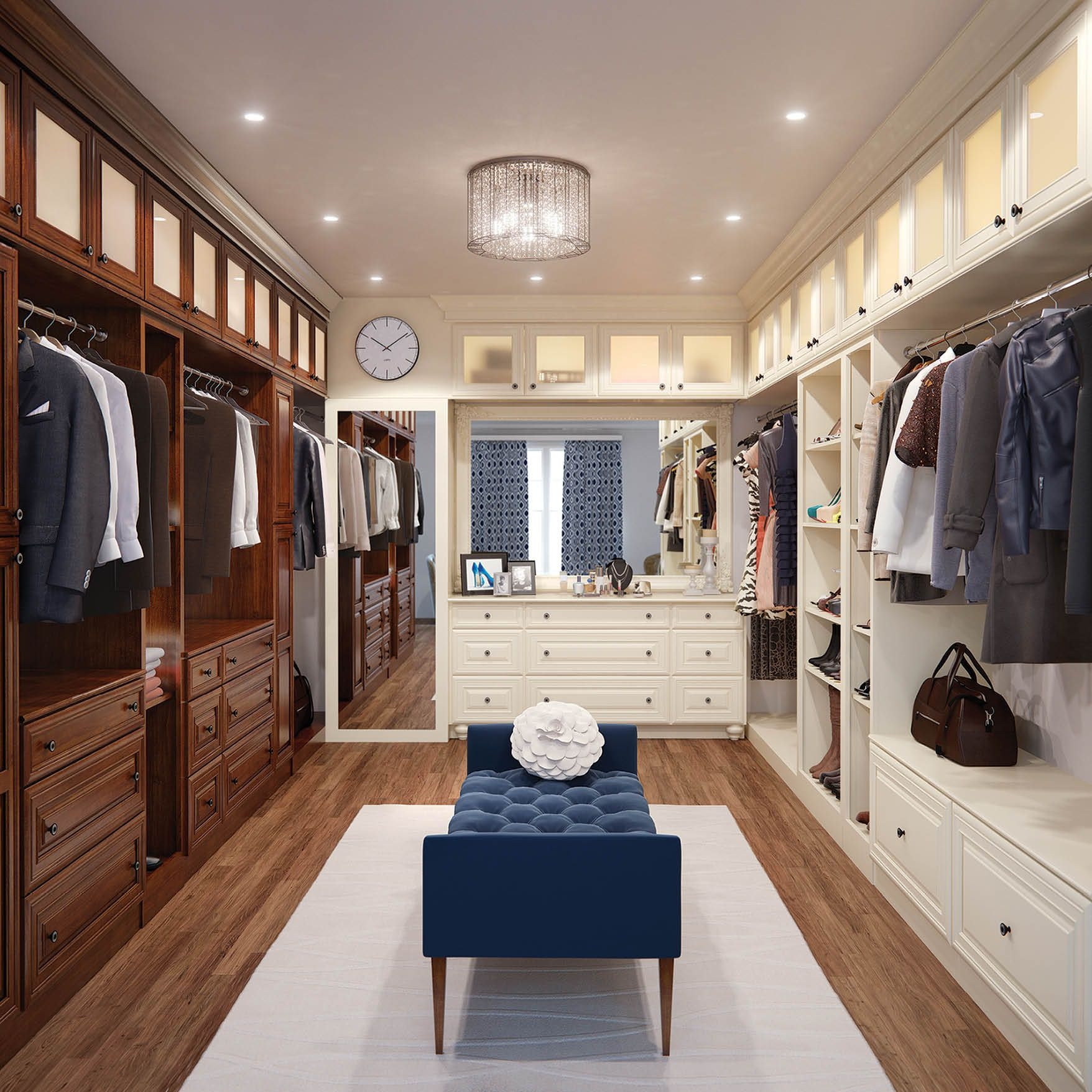 THIS HIS & HER CLOSET (With Images)