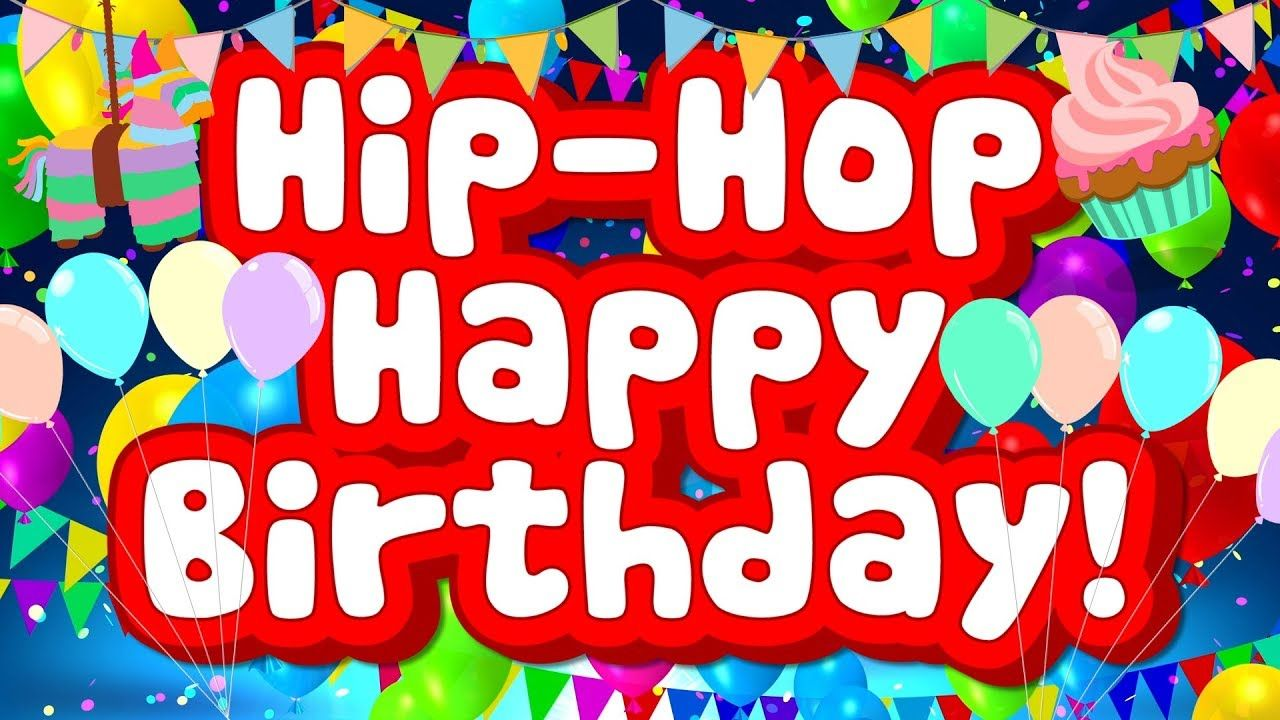 HipHop Happy Birthday Fun Birthday Song for Kids Jack