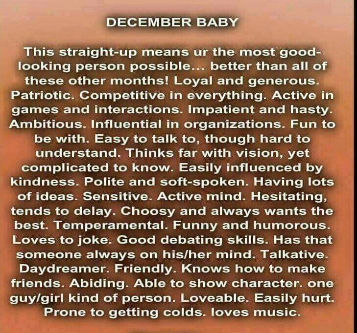 Birth Correspondences December Birth Month Birthcorrespondences Bornindecember December December Quotes December Baby Birth Month Personality