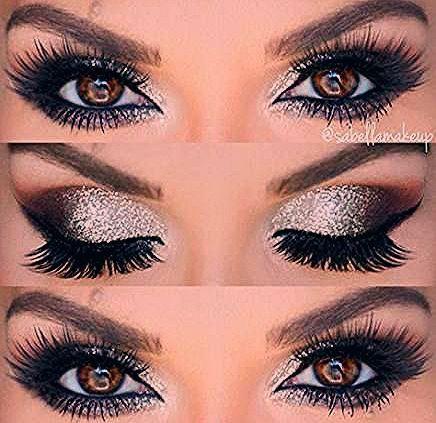 Photo of 44+ Trendy Makeup für braune Augen Night Sparkle