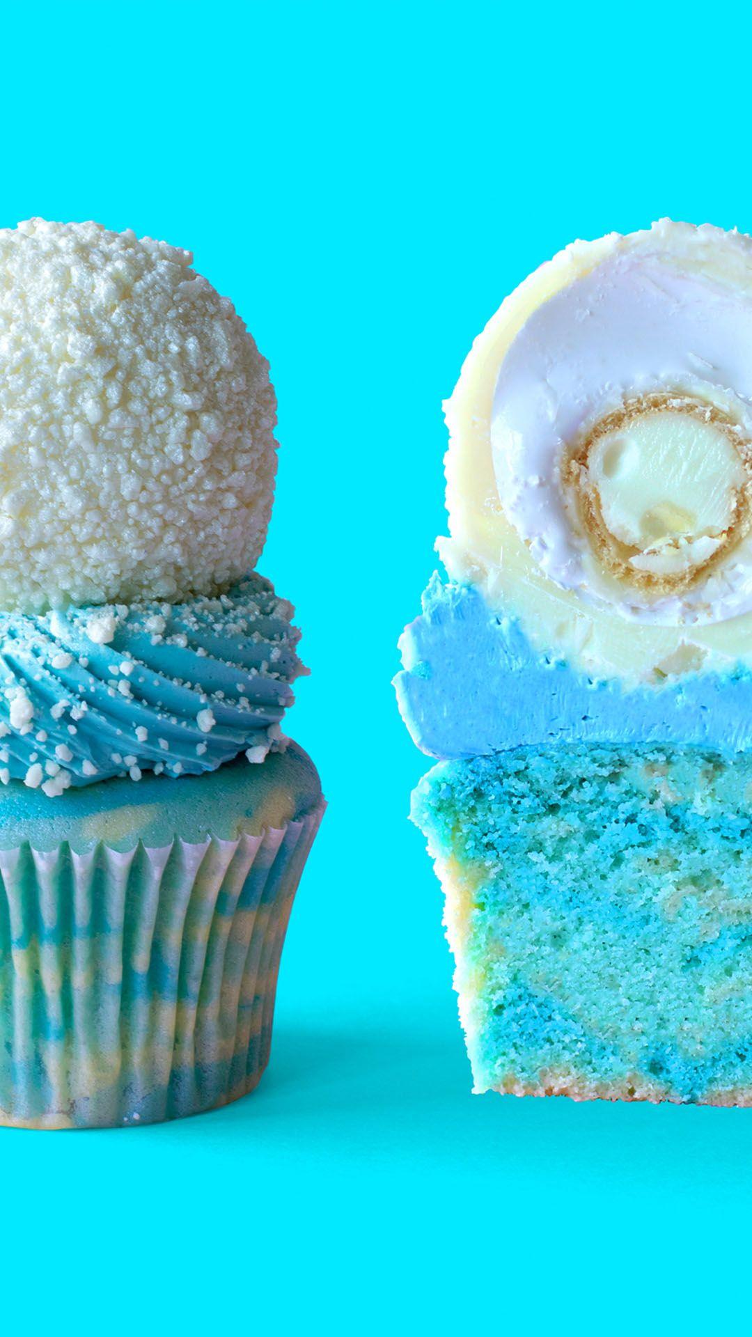 Winter Wonderland Ball Cupcakes Video Recipe Video Cupcake