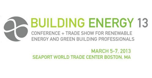 Join Chelsea Green Authors at the BuildingEnergy conference on March 5th-7th!