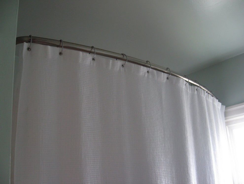 Neo Angle Shower Contemporary Curtains Angles Machinist Square Visit