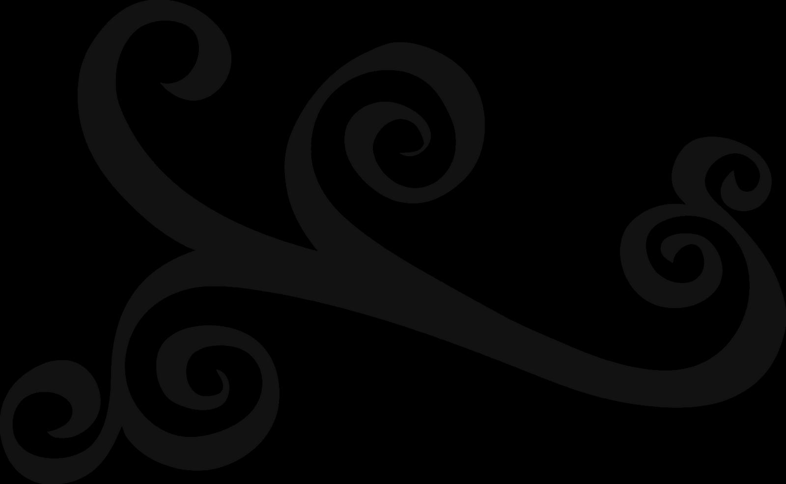 Simple Filigree Scroll Designs
