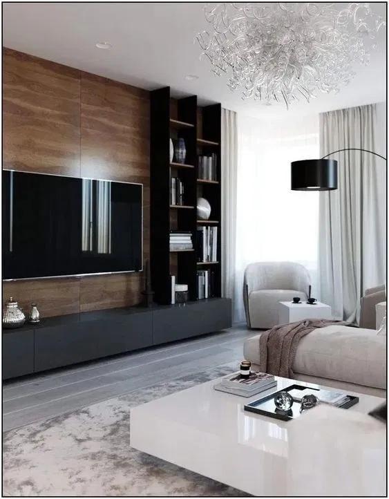 Pin By Carlitos Grills On House Interior Idea In 2020 Living Room Design Modern Cozy Living Room Design Living Room Tv