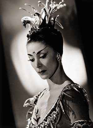 Margot Fonteyn in HK
