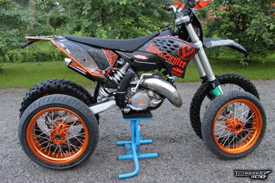 Ktm supermoto 125 szukaj w google rzeczy nie do for Deco 990 adventure