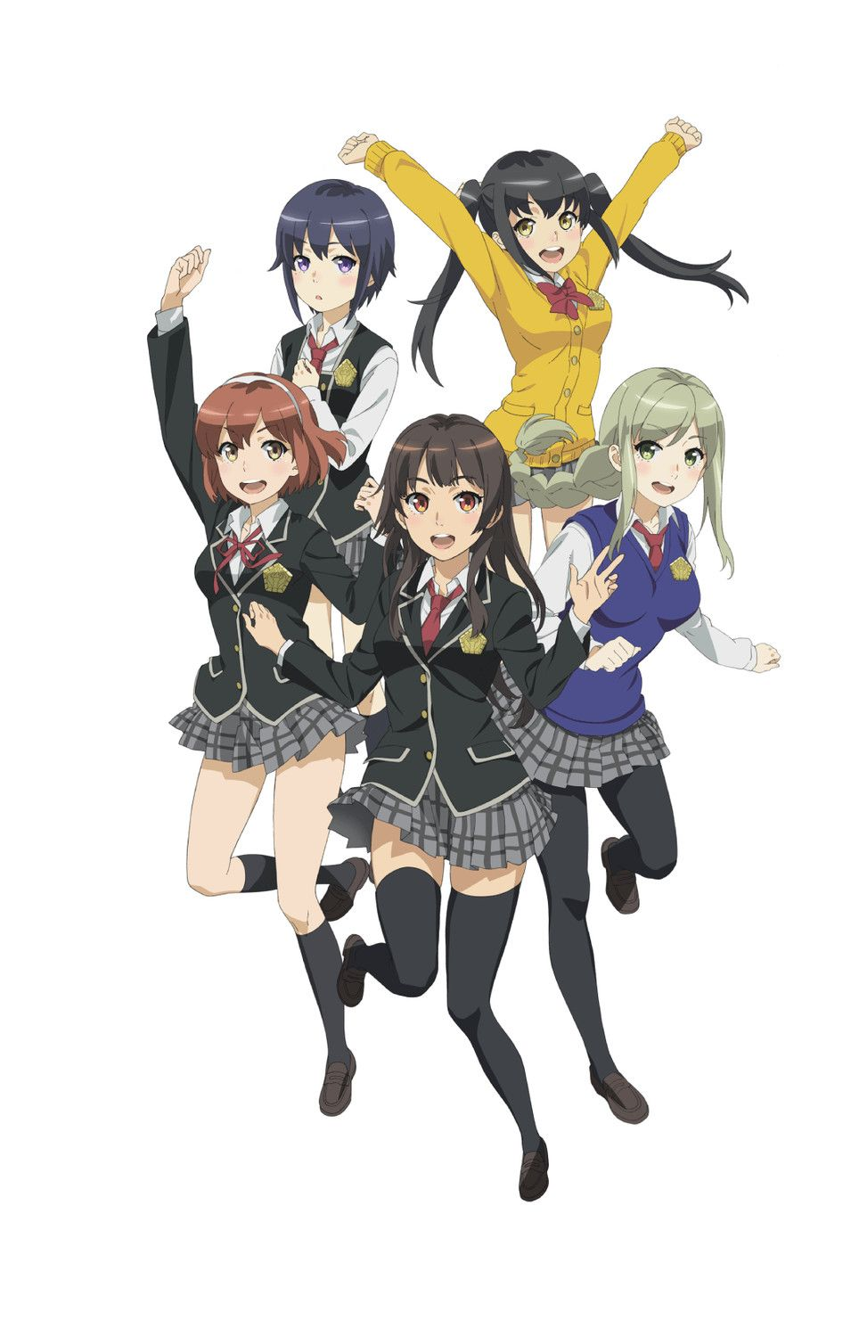 Square Enix's Schoolgirl Strikers Game App Gets TV Anime by J.C. Staff      Magical Index/Azumanga Daioh's Nishikiori helms anime premiering next January        A website has opened on Monday to announce that Schoolgirl S... Check more at http://animelover.pw/square-enixs-schoolgirl-strikers-game-app-gets-tv-anime-by-j-c-staff/
