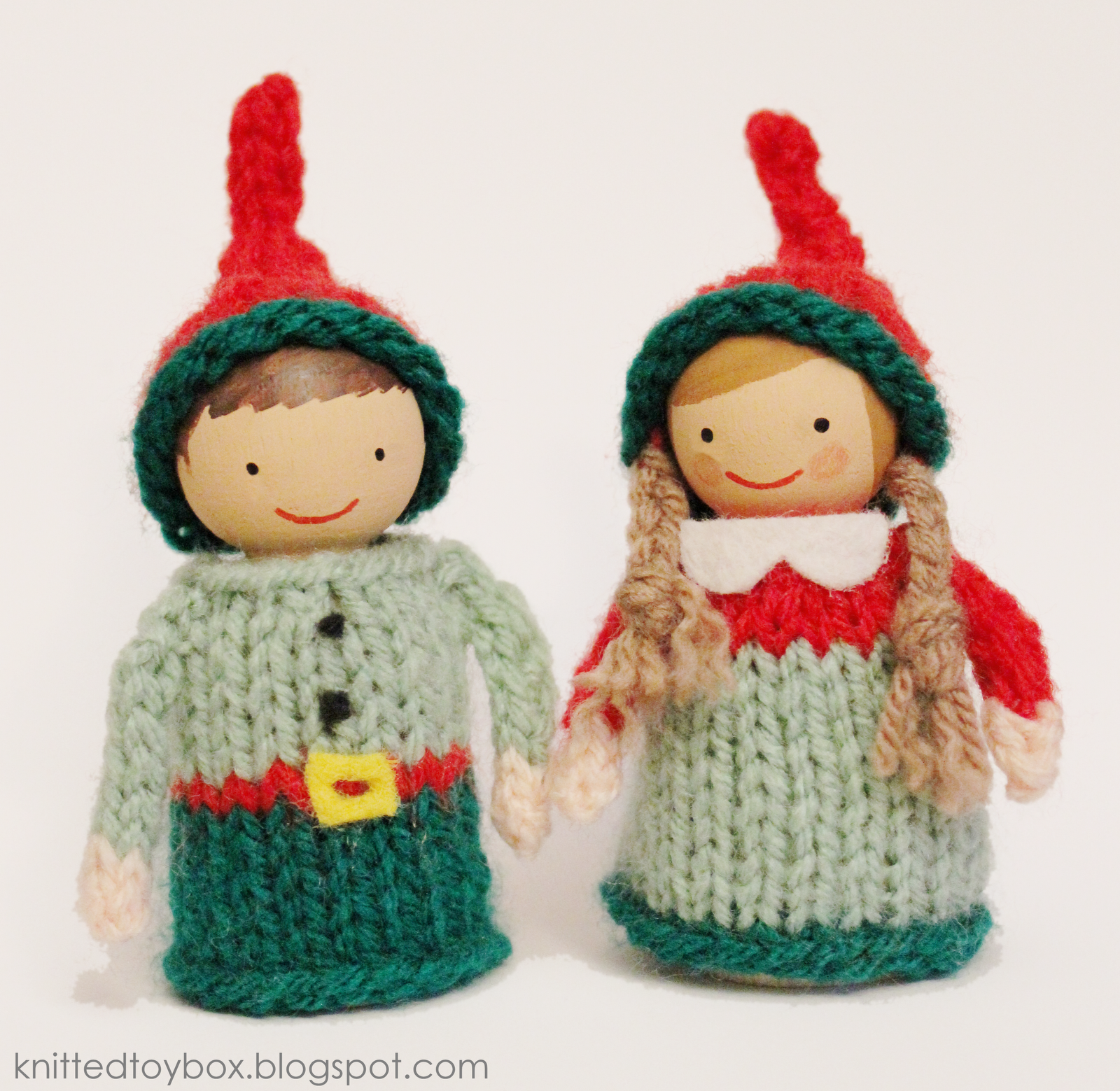 Knitted toy box christmas elf pattern knitting pinterest knitted toy box christmas elf pattern bankloansurffo Choice Image