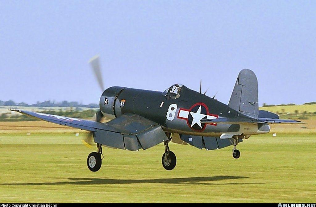 The F4U Corsair