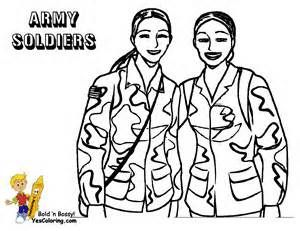Drawing Female Soldier Bing Images Veterans Day Coloring Page