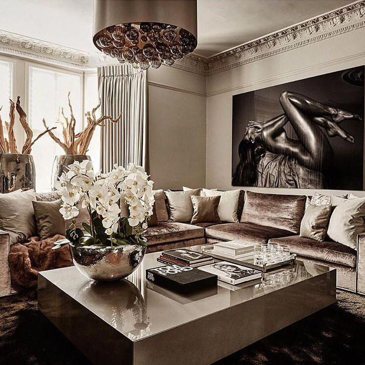 Photo of 10 ideas de habitaciones de lujo: impresionantes camas de lujo en glamour … #Glamo …
