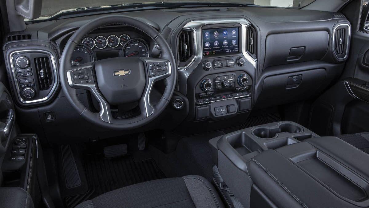 Gallery 2019 Chevrolet Silverado Interior Chevrolet Silverado