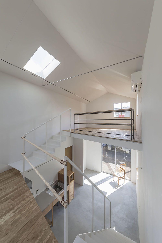 House In Hakuraku 建築設計事務所 設計事務所 大きな家