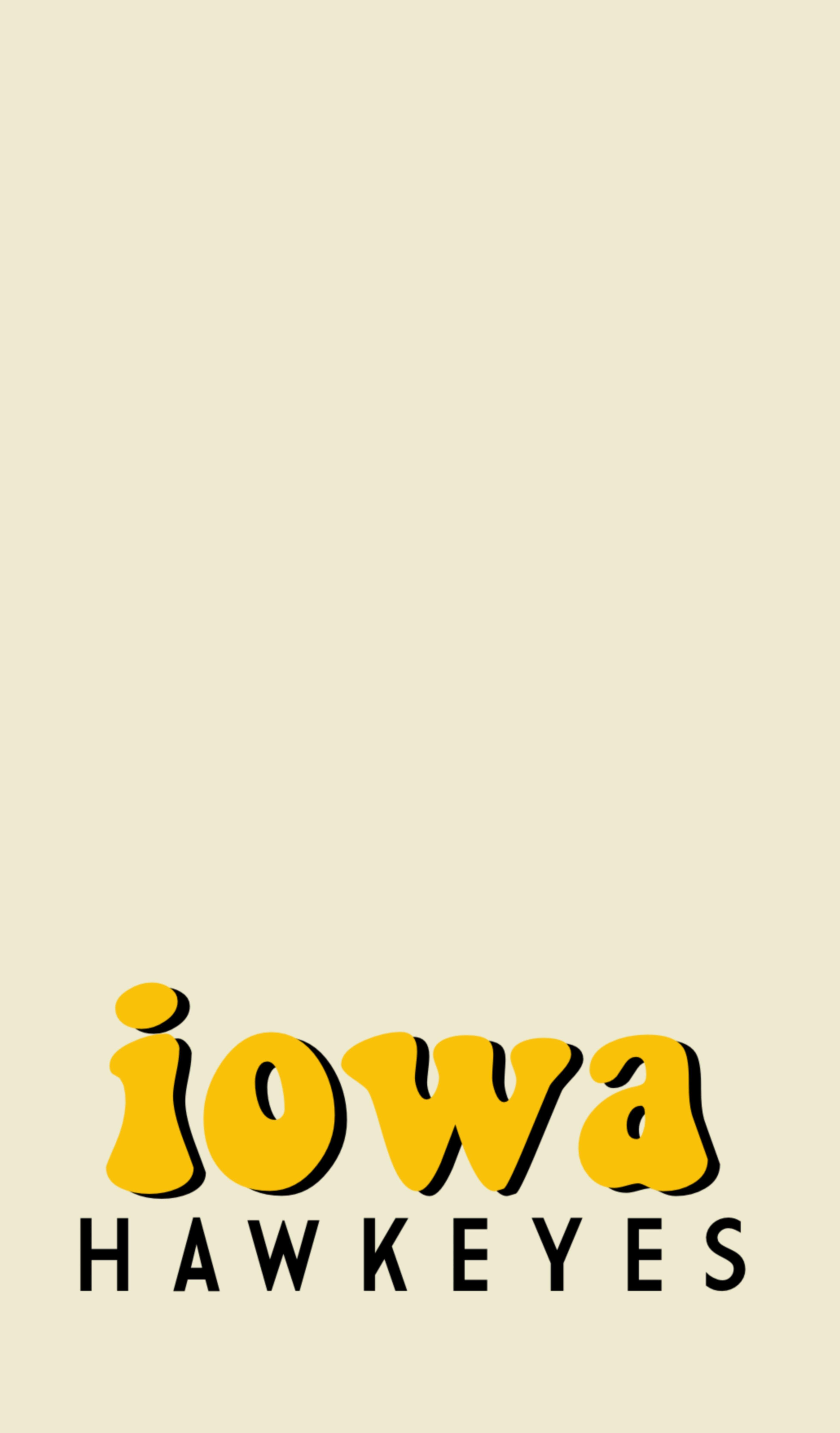 Iowa Hawkeyes Phone Wallpaper College Wallpaper Hawkeye Wallpaper Wallpaper