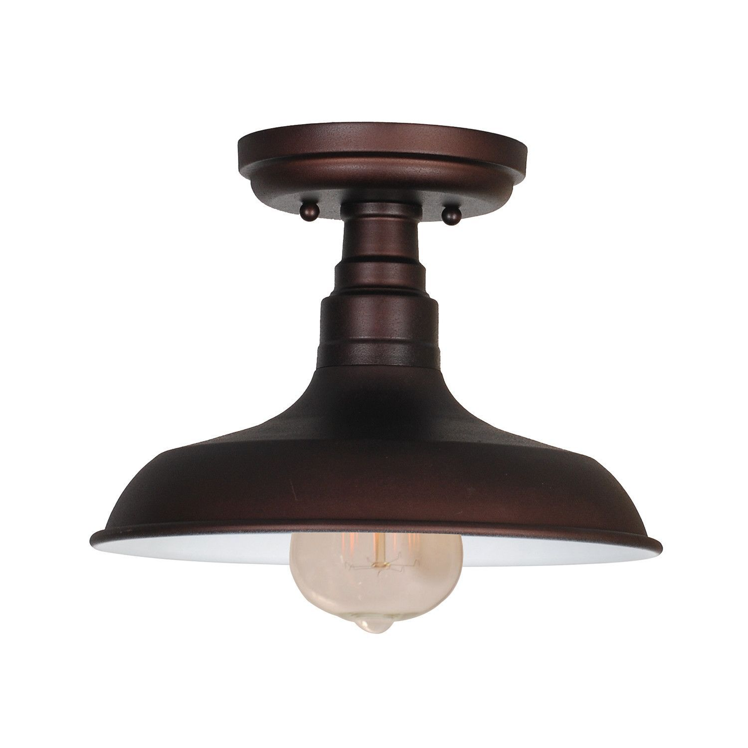 Kimball 1 Light Semi Flush Mount Products Pinterest