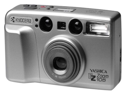 Yashica EZ Zoom 105 Date Camera | Electronic Products | Home