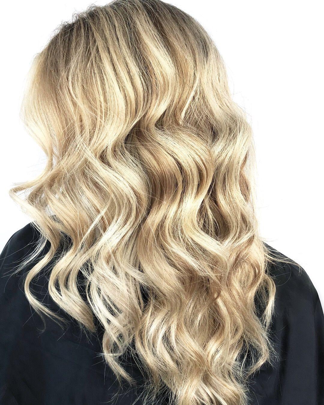 Blonde Highlights Blonde Balayage Platinum Blonde Fall Blonde