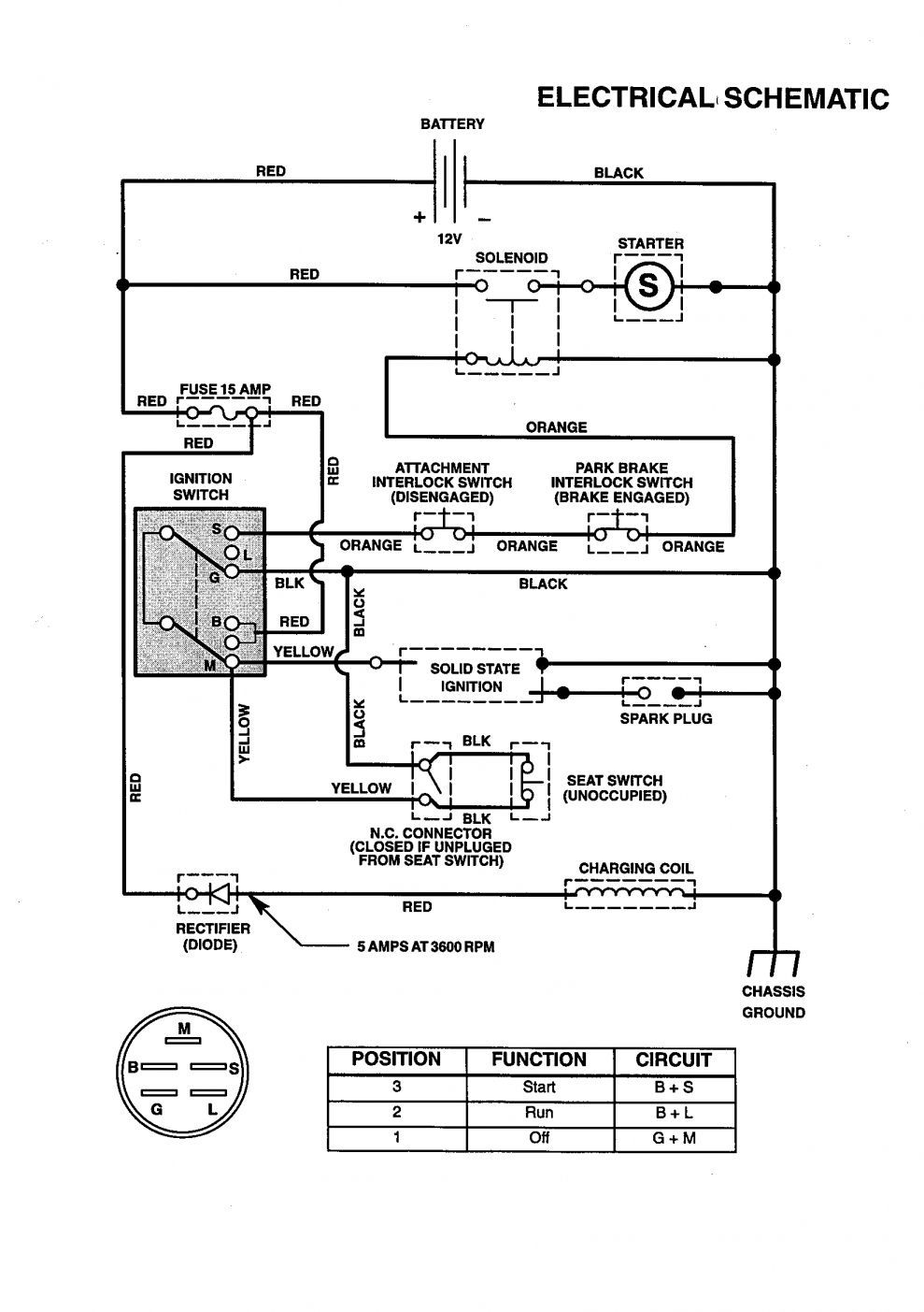 Repair Engine 15 Small Engine Repair Ignition Switch Wiring Diagram Engine Diagram Wiringg Net In 2020 Electrical Diagram Small Engine Engine Repair