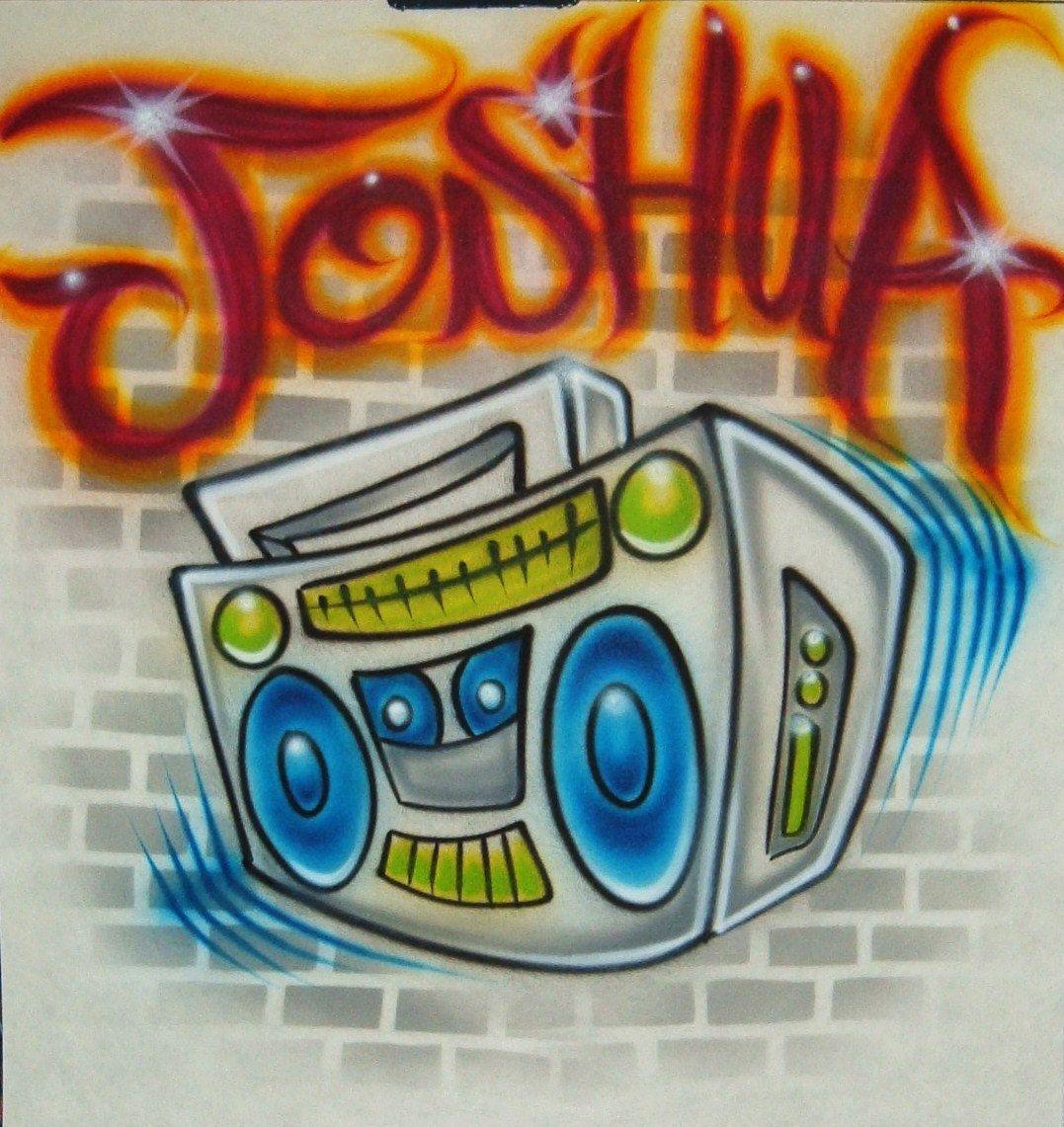 Google themes graffiti - Possible Backdrop Idea