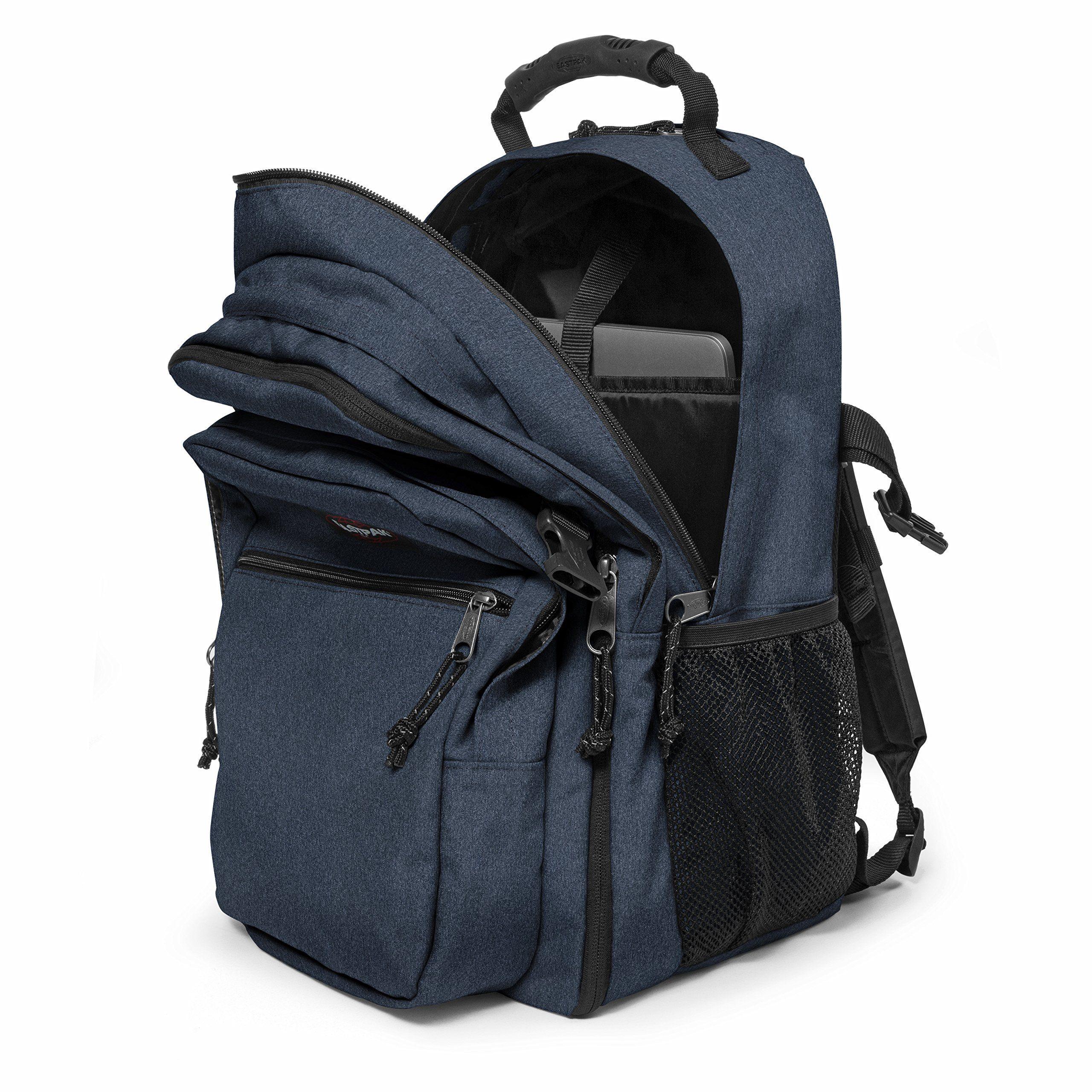 5dfbc8b59fc Eastpak Tutor Backpack 48 cm 39 L Blue Double Denim -- You can get .