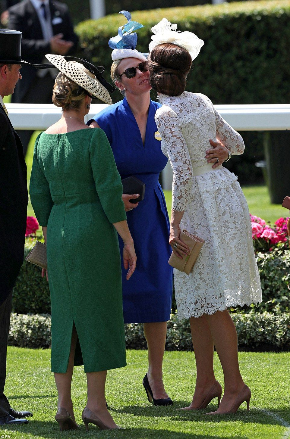 As Royal Ascot gets under way with temperatures in Berkshire expected to hit 28C (82F) at the course, organisers are considering relaxing the strict dress codes for punters.