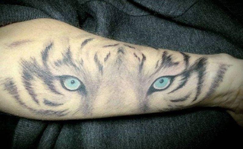 Pin By Daniel Saldana On Best Tattoo Designs Tiger Eyes Tattoo Tiger Face Tattoo Tiger Tattoo Sleeve